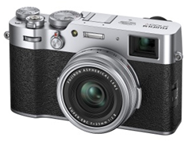"[image]Digital camera ""FUJIFILM X100V"""