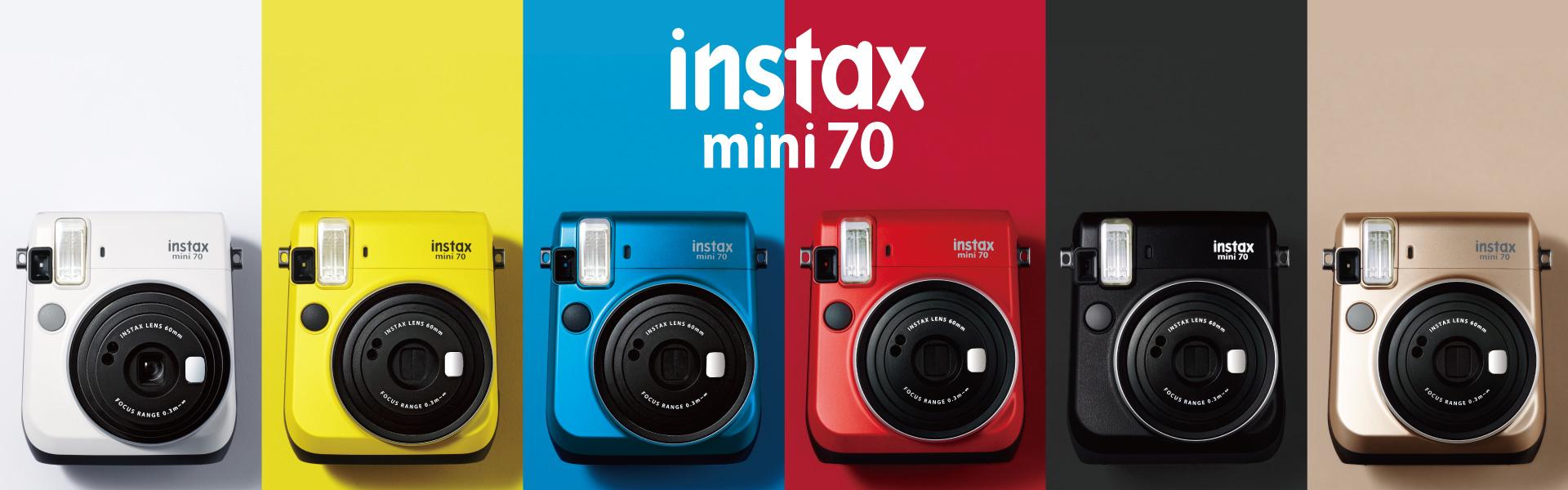 [image] instax mini 70