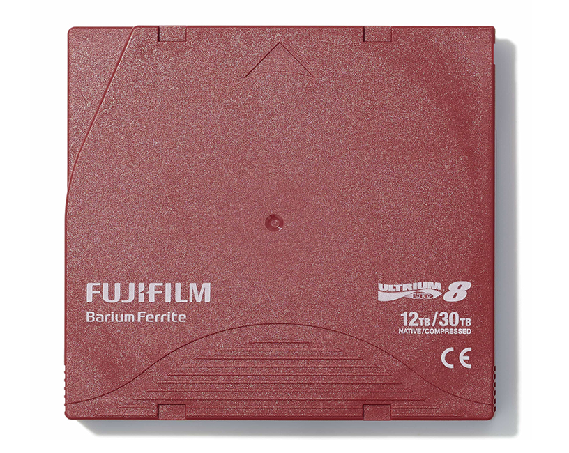 """FUJIFILM LTO Ultrium8 Data Cartridge""  [Good Design Best 100]"