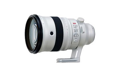 """[Photo]Interchangeable lens for digital camera X Series """"FUJINON XF200mmF2 R LM OIS WR"""""""