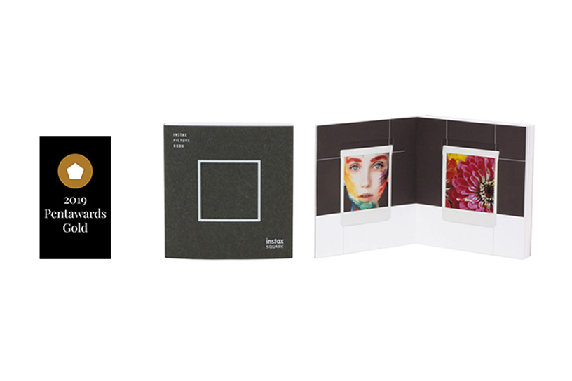 [Photo]instax SQUARE Picture Book