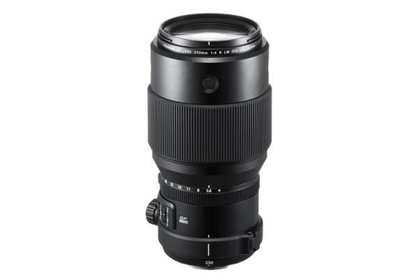 [photo] Fujifilm GF250mm lens