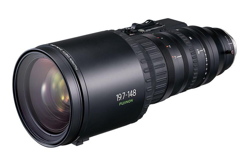 [photo] 8K Portable lenses model SK7.5x19.7-SM
