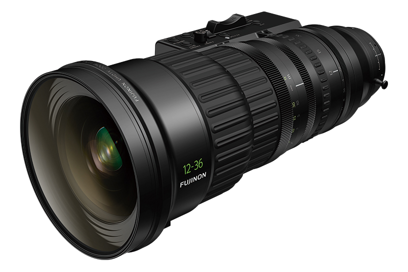 [photo] 8K Portable lenses model SK3x12-SM